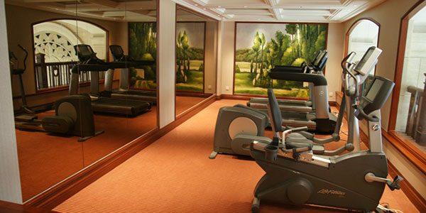 健身房(Gym)