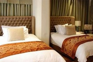 Accommodation in Shanghai Hengshan Moller Villa Hotel